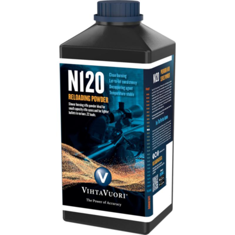 Vihtavuori N120 Wiederlader Pulver
