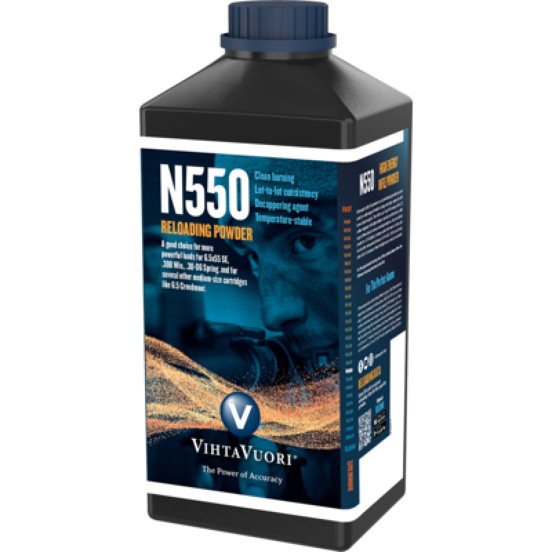 Vihtavuori N550 Wiederlader Pulver