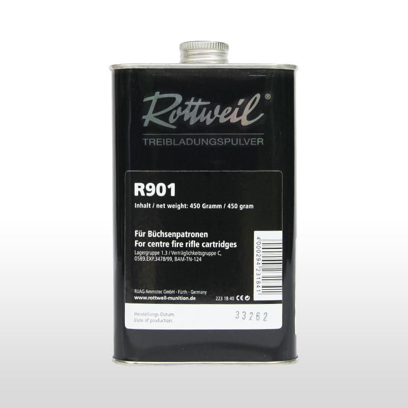 Rottweil R 901 Wiederlader Pulver