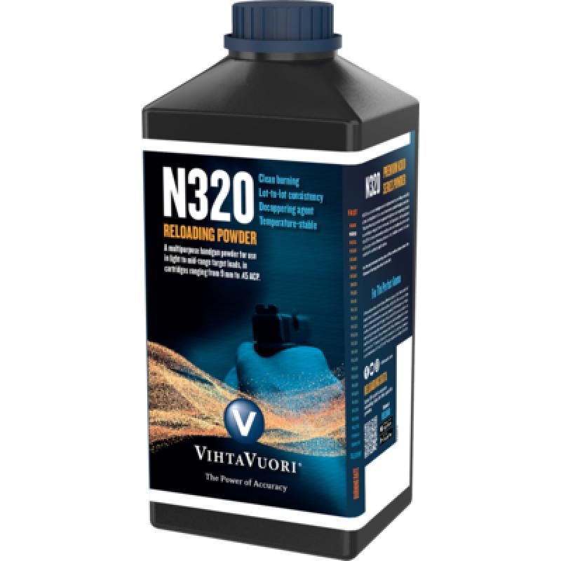 Vihtavuori N320 Wiederlader Pulver