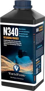 Vihtavuori N340 Wiederlader Pulver