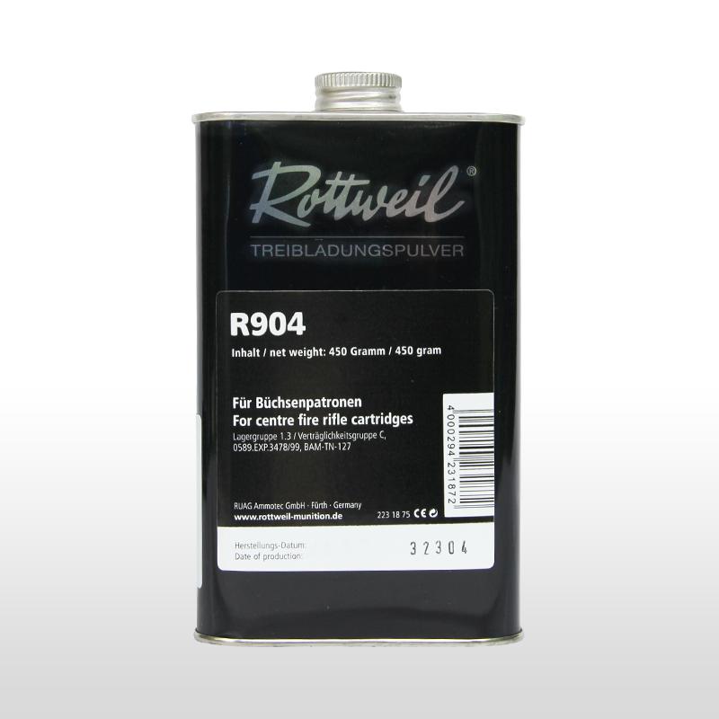 Rottweil R 904 Wiederlader Pulver