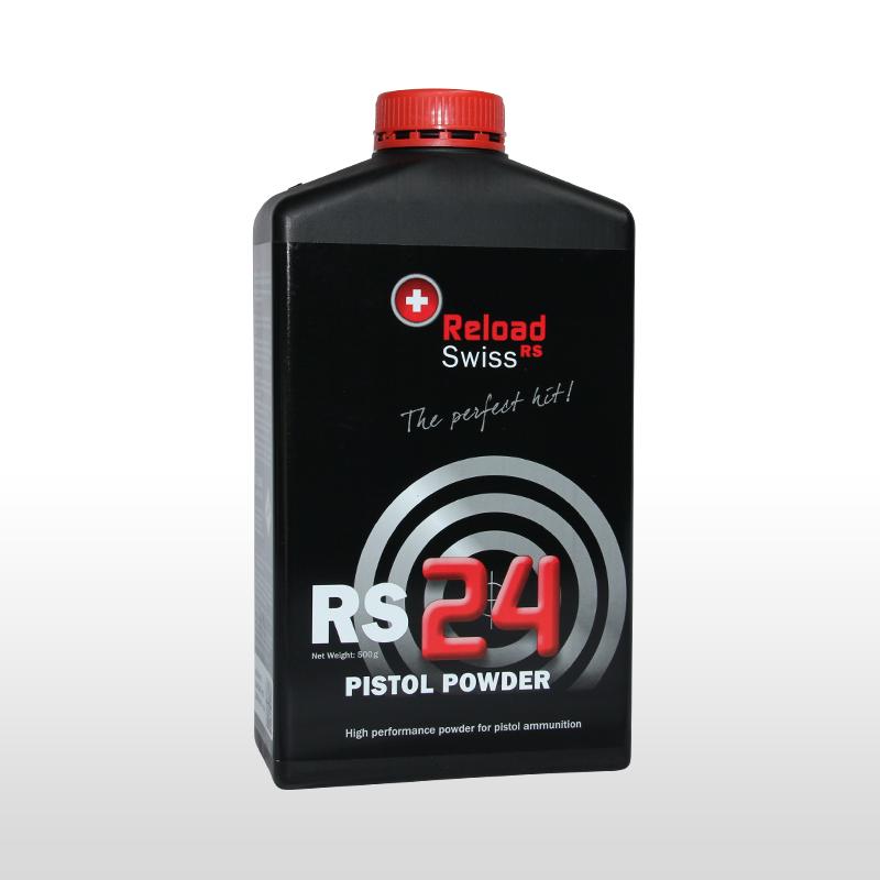 ReloadSwiss RS 24 Wiederlader Pulver