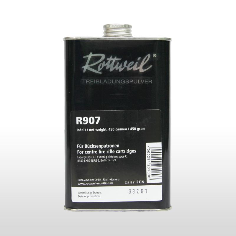 Rottweil R 907 Wiederlader Pulver