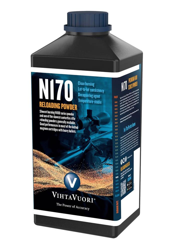 Vihtavuori N170 Wiederlader Pulver