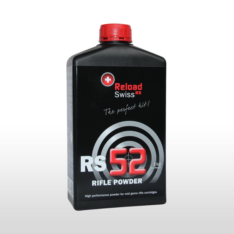 ReloadSwiss RS 52 Wiederlader Pulver